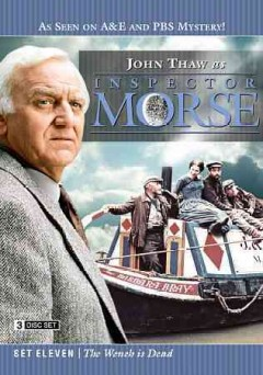 Inspector Morse. Season 11 the wench is dead cover image