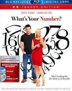What's your number? [Blu-ray + DVD combo] cover image