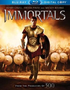 Immortals cover image