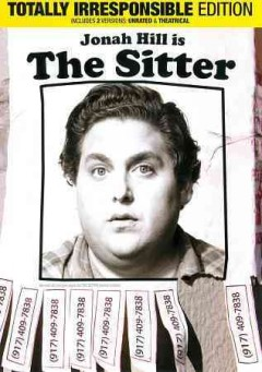 The sitter cover image