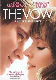 The vow cover image