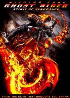 Ghost Rider spirit of vengeance cover image