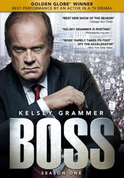 Boss. Season 1 cover image