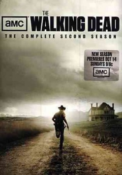 The walking dead. Season 2 cover image