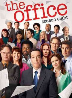 The office. Season 8 cover image