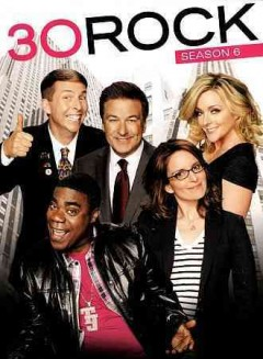 30 Rock. Season 6 cover image