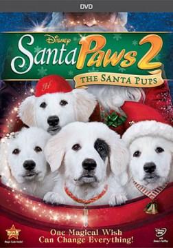 Santa paws 2 the Santa pups cover image
