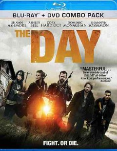The day [Blu-ray + DVD combo] cover image