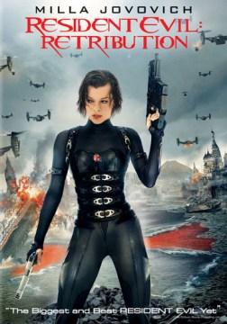 Resident evil Retribution cover image