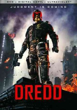 Dredd cover image