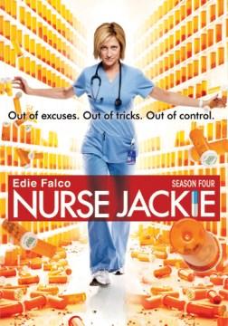 Nurse Jackie. Season 4 cover image