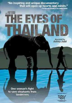 The eyes of Thailand cover image