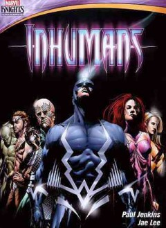 Marvel knights. Inhumans cover image