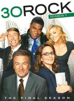 30 rock. Season 7, the final season cover image