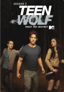 Teen wolf. Season 2 cover image