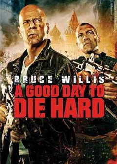 A good day to die hard cover image