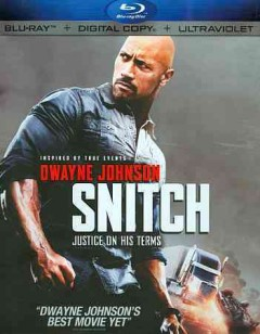 Snitch cover image