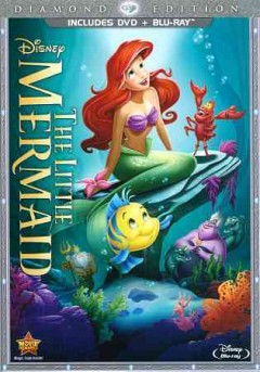 The little mermaid [DVD + Blu-ray combo] cover image