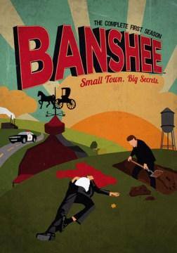 Banshee. Season 1 cover image