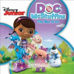 Doc McStuffins the Doc is in cover image