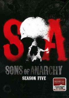 Sons of Anarchy. Season 5 cover image