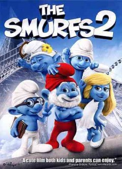 The Smurfs 2 cover image
