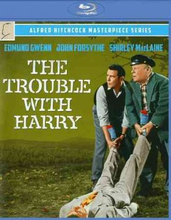 The trouble with Harry cover image