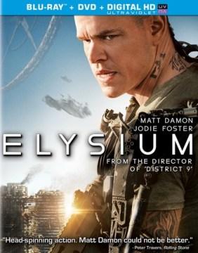 Elysium [Blu-ray + DVD combo] cover image