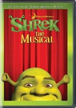 Shrek, the musical cover image