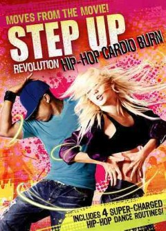 Step up revolution. Hip-hop cardio burn cover image