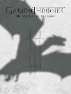 Game of thrones. Season 3 cover image