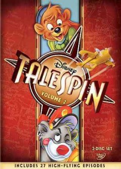 TaleSpin. Volume 2 cover image