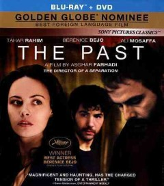 The past [Blu-ray + DVD combo] cover image
