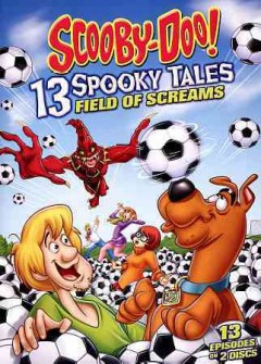 13 spooky tales. Field of screams cover image