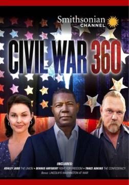 Civil war 360 cover image