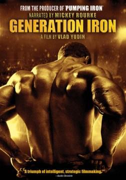Generation iron cover image