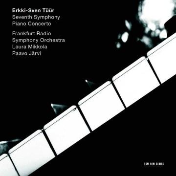 Seventh symphony Piano concerto cover image