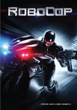 Robocop cover image
