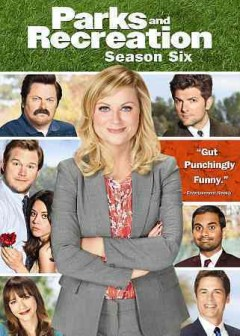 Parks and recreation. Season 6 cover image