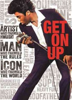 Get on up the James Brown story cover image