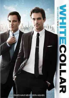 White collar. Season 5 cover image