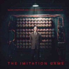 The imitation game original motion picture soundtrack cover image