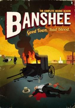 Banshee. Season 2 cover image