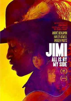 Jimi all is by my side cover image