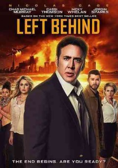 Left behind cover image