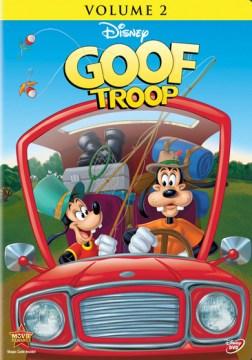 Goof troop. Volume 2 cover image