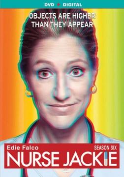 Nurse Jackie. Season 6 cover image