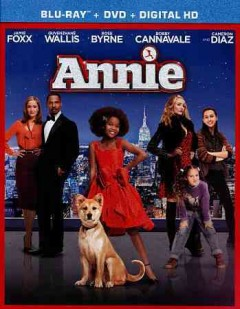Annie [Blu-ray + DVD combo] cover image