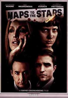 Maps to the stars cover image
