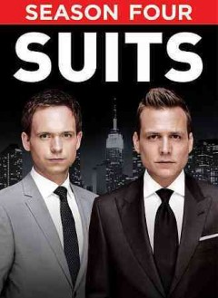 Suits. Season 4 cover image